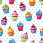 Servilletas Cupcakes-82736