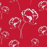 Servilletas papel POPPY rojo de 33x33 cm - SERVILLETAS, MANTELES Y CUBIERTOS