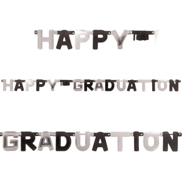 Guirnalda HAPPY GRADUATION -