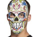 B97039 mascara mr. dia de los muertos