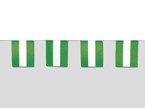 Bandera plástico ANDALUCIA - Fiesta Feria de Abril