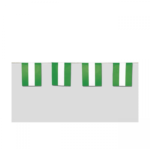 Bandera plástico ANDALUCIA -