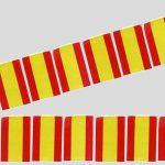 Bandera plástico España -