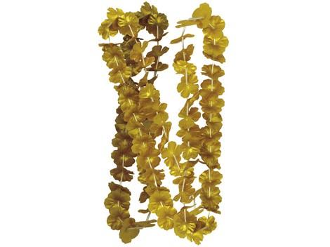 Collar de flores dorado - Bodas de Oro