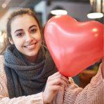 Globo de San Valentín