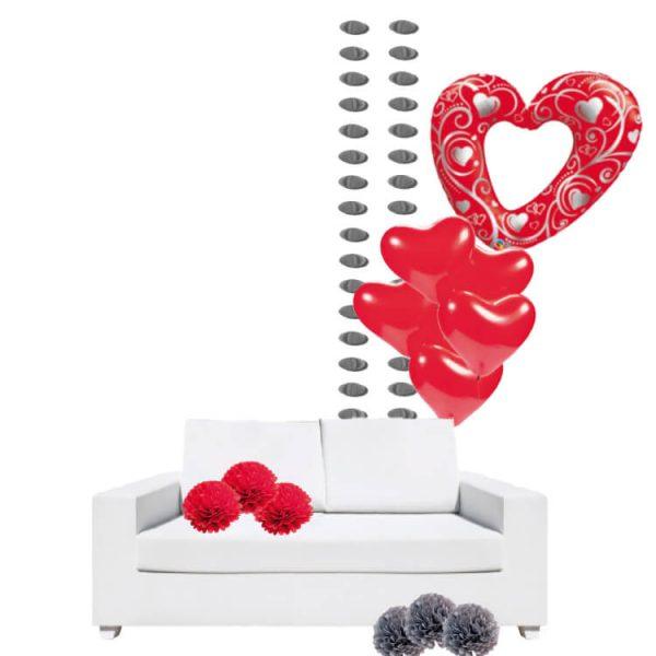 Decoración San Valentin - San Valentín
