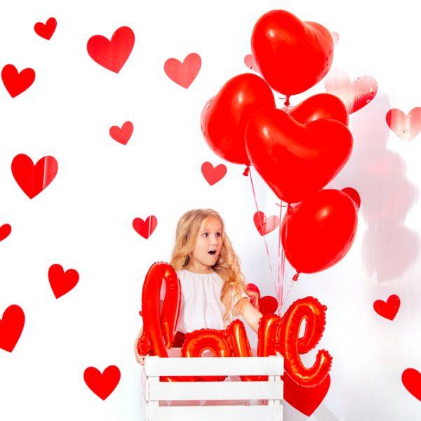 Kit San Valentín escaparates -