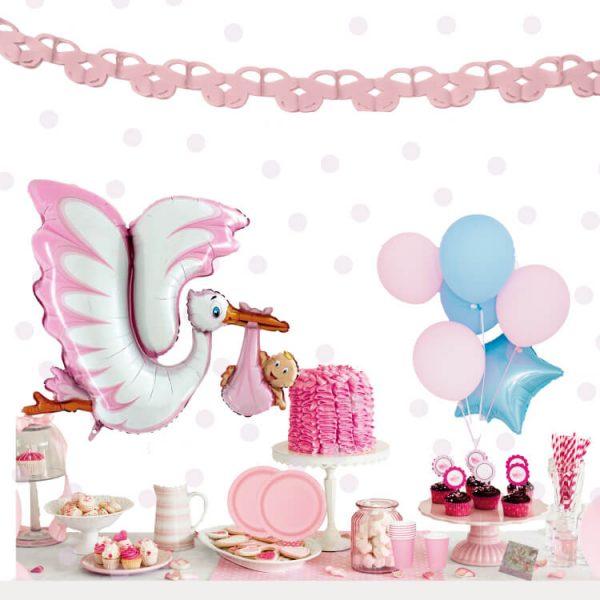 Babyshower niña (16 servicios) - Baby shower niña