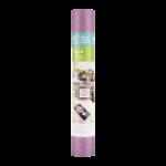 Vinilo con glitter rosa cricut -