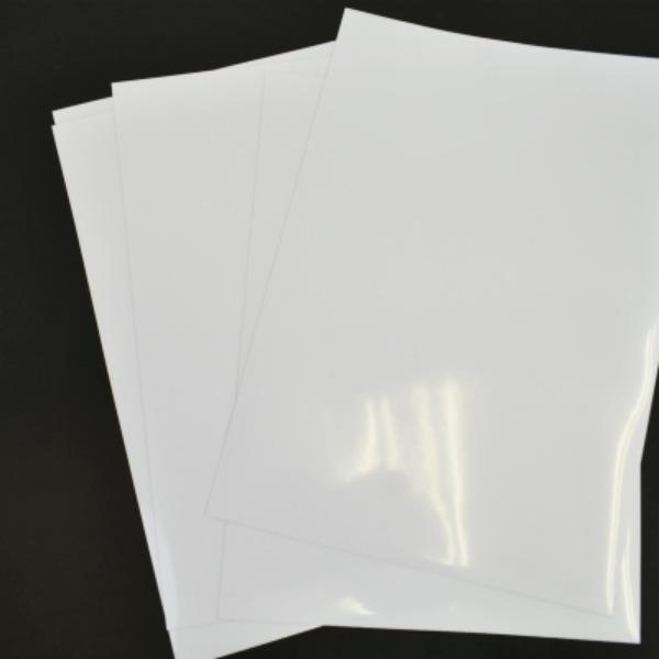 Vinilo textil film blanco cricut -
