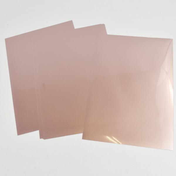 VINILO TEXTIL FILM ROSE GOLD CRICUT -