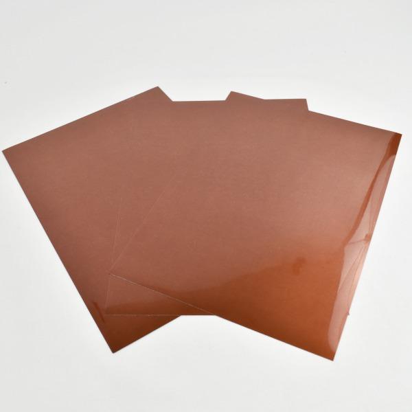 Vinilo textil electric cobre cricut -