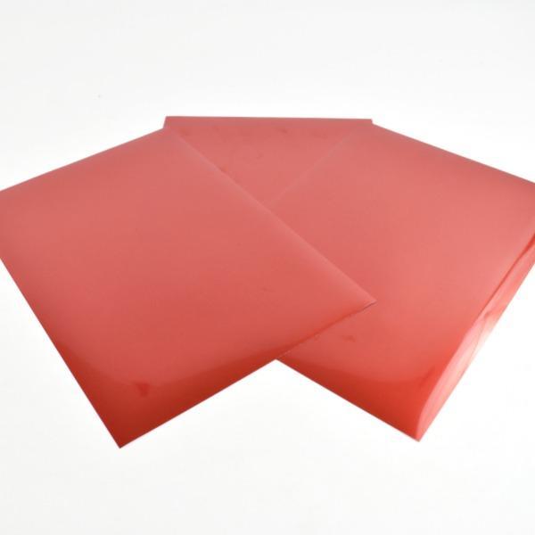 Vinilo textil electric rojo -