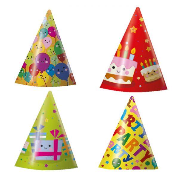 Gorro infantil de cartón Party Hat -