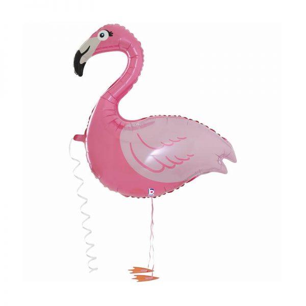 """Globo Flamenco rosa de 39"""" - Globos cumpleaños de adulto"""