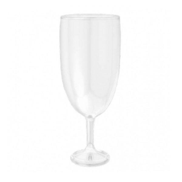 Tarro para caramelos en forma de copa gigante de plástico transparente de 3,8L -