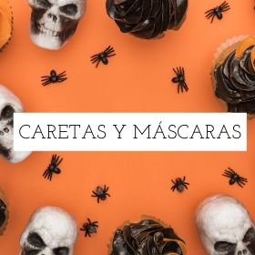 caretas y mascaras