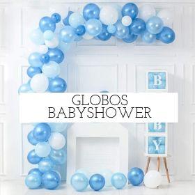 globos babyshower niño