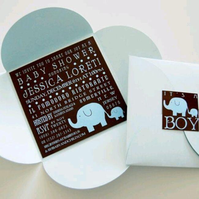 Manualidades para baby shower -