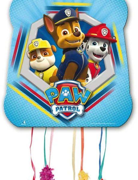 Piñata Patrulla Canina de 28x33 - Fiesta superhéroes