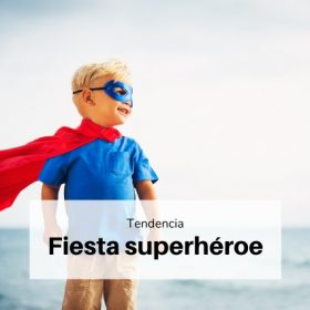 Fiesta superhéroe