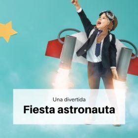 Fiesta astronauta