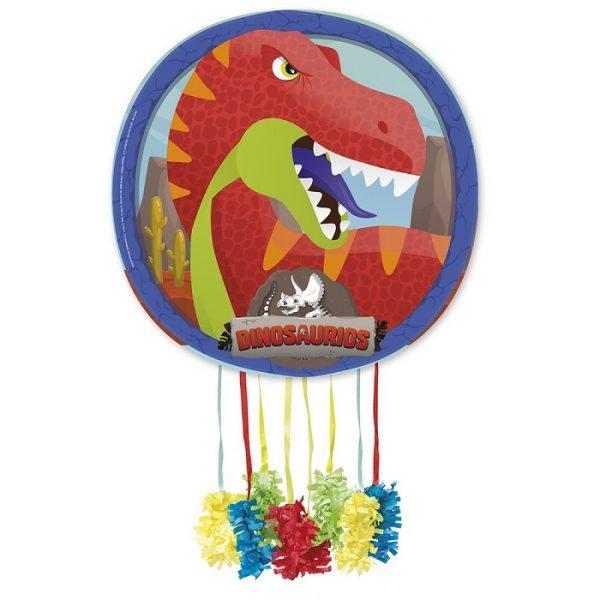 Piñata de cartón Dinosaurio Velociraptor - Candy Bar