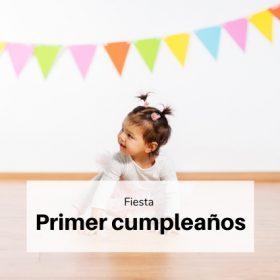Fiesta primer cumpleaños