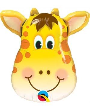 "Globo de foil Jolly Girafa de 14"" -"