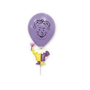 Globos marioneta Bufón - Artículos cumpleaños infantil