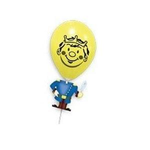 Globos marioneta Principe - Fiesta princesas