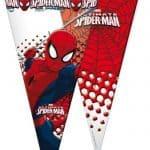 6705904010 bolsa cono ultimate spiderman