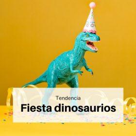Fiesta dinosaurio