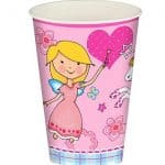 84708 vasos princess-unicornio