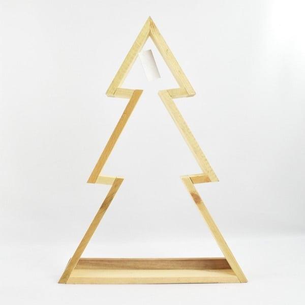 Abeto de Navidad en madera para decorar - Decoración Navidad