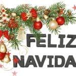 feliz navidad plata