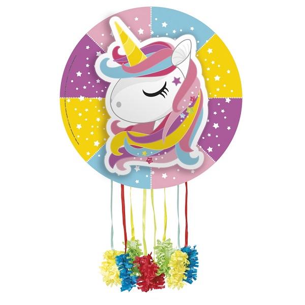 Piñata de cartón Unicornio -